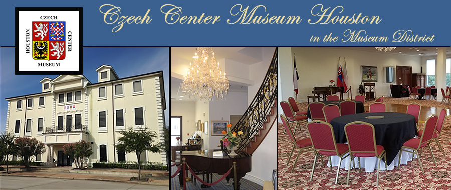 Simply Show Your Card And Receive A 50 Percent On Admission To The Czech Center Museum Houston Ccmh